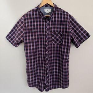 Billabong Plaid Sheldon Shirt